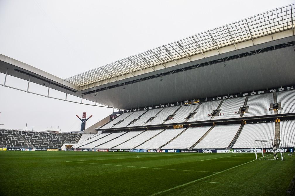 Arena Corinthians — Foto: Renato Pizzutto/BP Filmes
