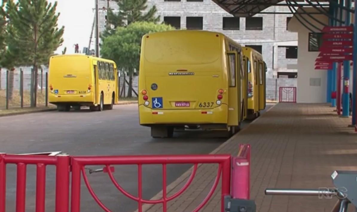Transporte público altera itinerários de domingo e feriados em Guarapuava; confira