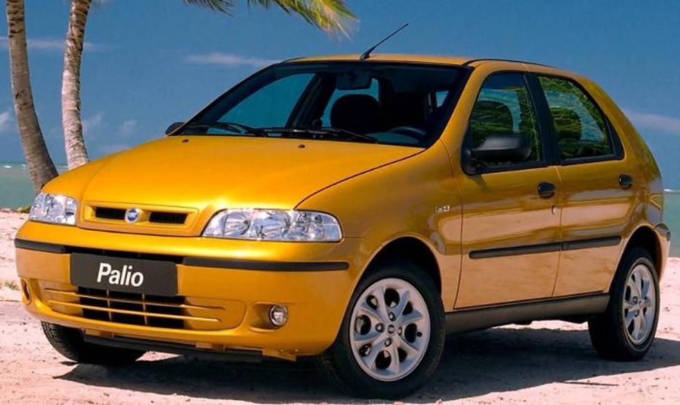 Fiat Palio 2001 (Foto: Fiat/Divulgação)