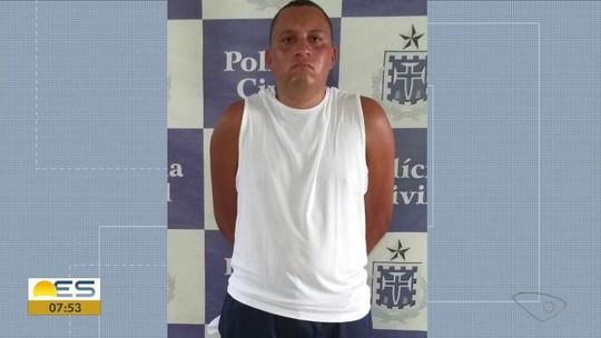 Suspeito de ser chefe do tráfico de drogas em bairro de Vila Velha é preso na Bahia
