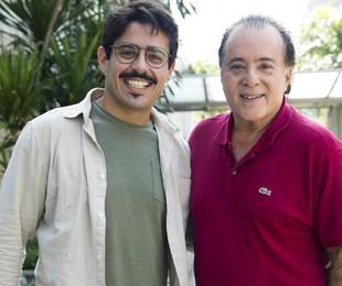 Figueirinha falará e voz será dublada por Tony Ramos (TV  Globo/João Miguel Júnior)