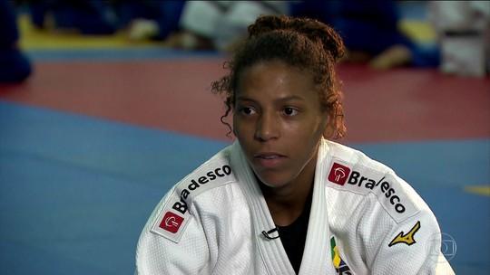 Campeã olímpica, Rafaela Silva se reinventa para voltar ao pódio de um Mundial em Baku