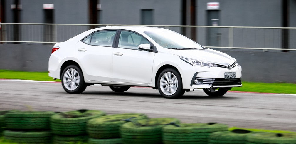 Toyota Corolla 2018: primeiras impressões   Auto Esporte   G1