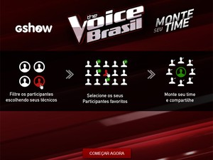 The Voice Brasil – Monte seu Time