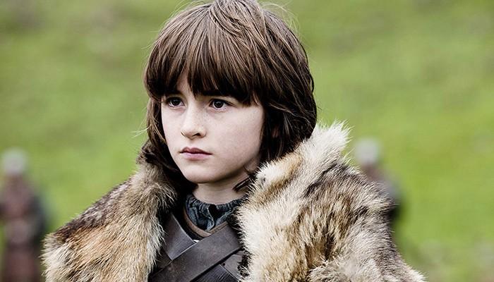 Bran durante a primeira temporada (Foto: Divulgação)