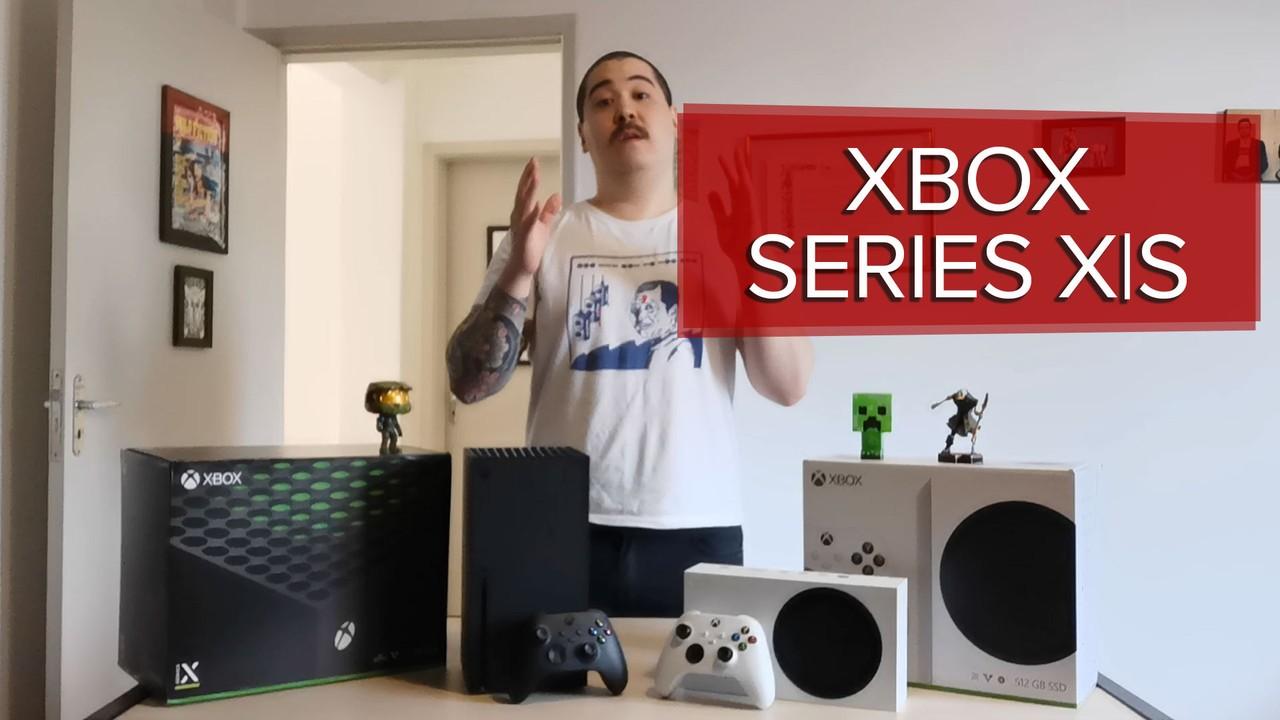 Xbox Series S, mais barato que o Series X, é o grande trunfo da Microsoft; G1 jogou