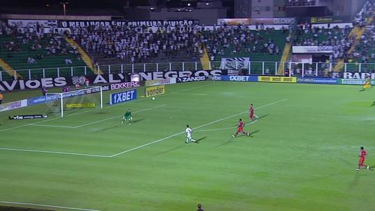 Os gols de Figueirense 2 x 0 Boa Esporte pela 3ª rodada do Brasileirão série B
