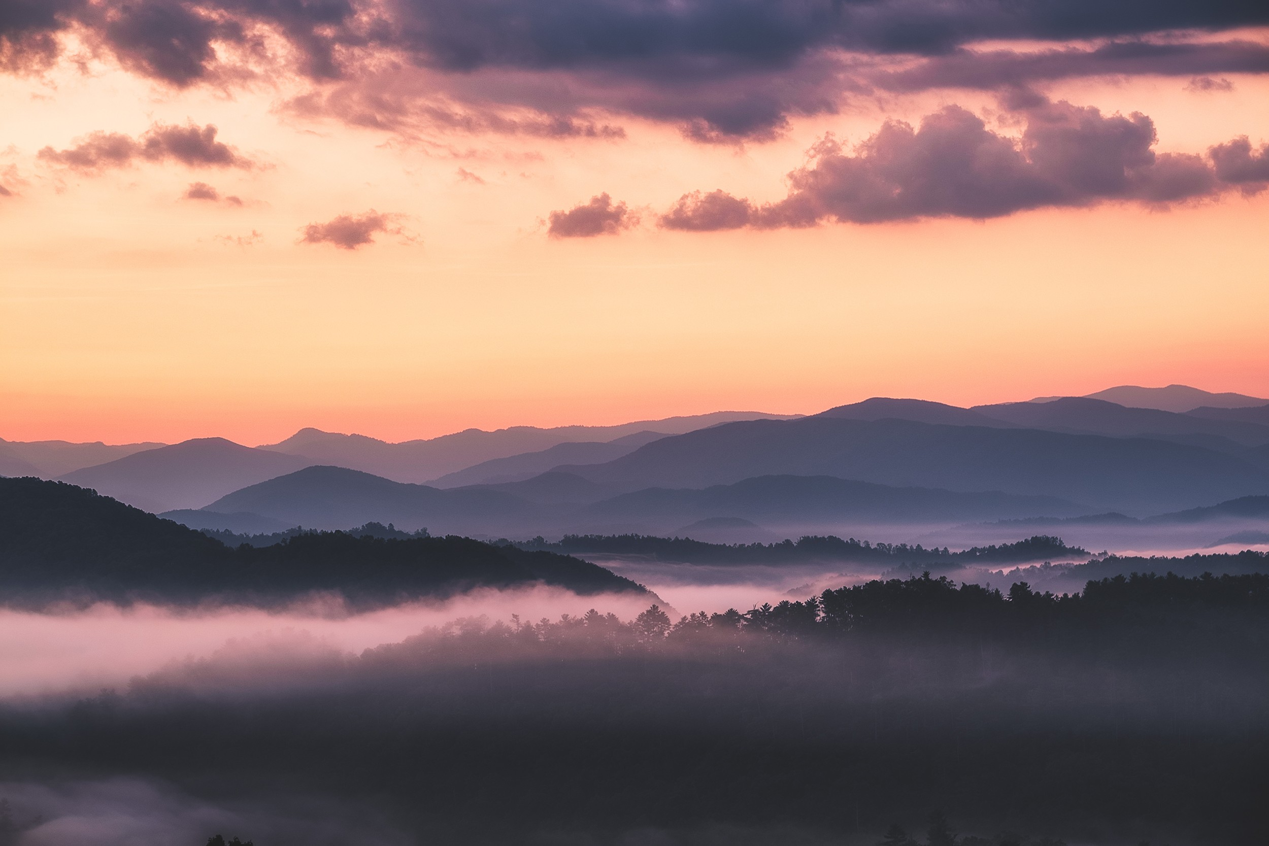 Great Smoky Mountains, EUA (Foto: Divulgação)