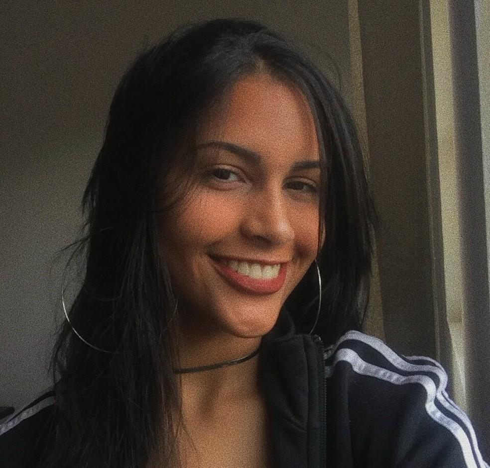 Rayane Paulino Alves, de 16 anos, desapareceu após festa em sítio de Mogi das Cruzes — Foto: Arquivo Pessoal/Divulgação