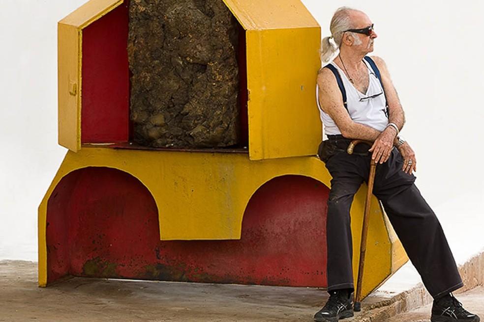 Mário Cravo era o último modernista baiano vivo (Foto: Divulgação)