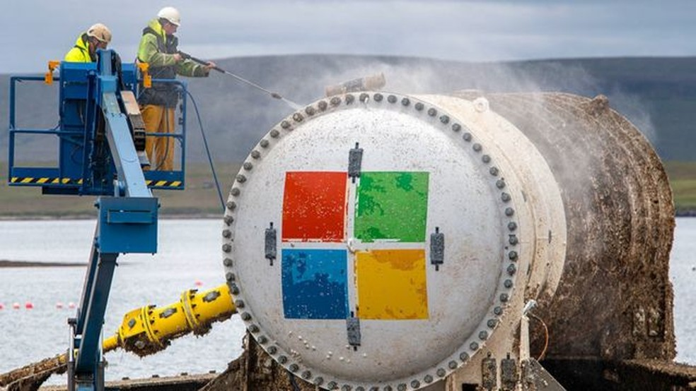 Experimento pouco comum da Microsoft chegou ao fim agora — Foto: Divulgação/Microsoft
