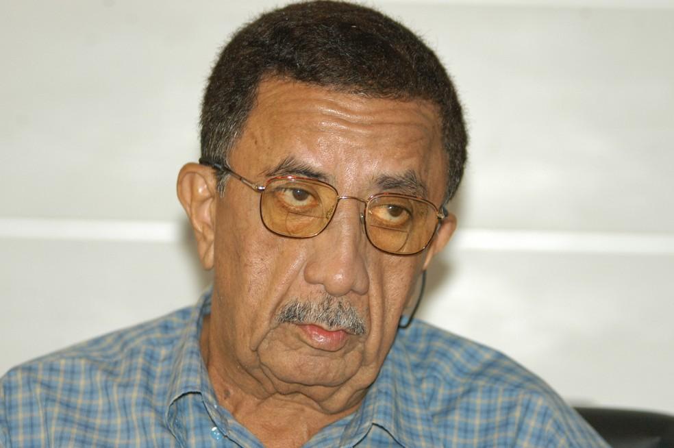 Coronel Mário Colares Pantoja foi condenado pelo Massacre de Eldorado dos Carajás, no Pará — Foto: Cristino Martins/ O Liberal