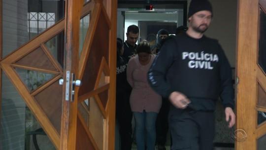 Polícia prende integrantes de grupo chefiado por detento condenado a mais de 60 anos de prisão no RS