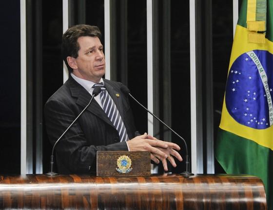 O senador Ivo Cassol (PP-RO) (Foto: Waldemir Barreto/Agência Senado)