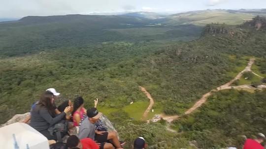 Próximo ao DF, pedal entre Cocalzinho e Pirenópolis mistura desafio e adrenalina