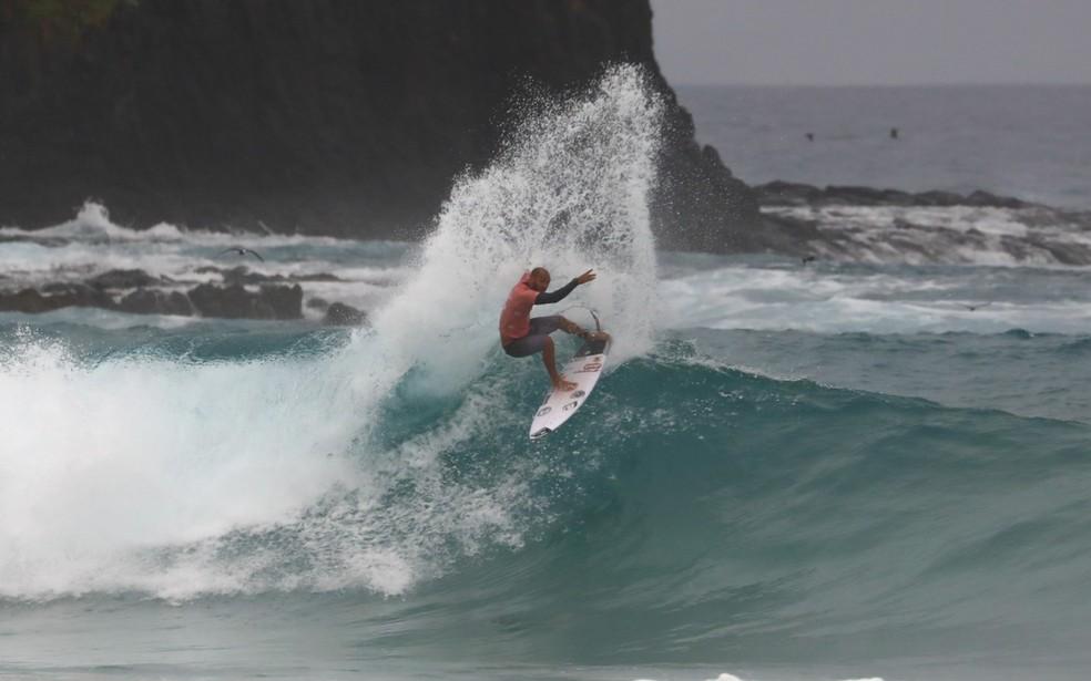 Jadson André busca o bicampeonato na ilha  — Foto: Foto: Daniel Smorigo/Divulgação