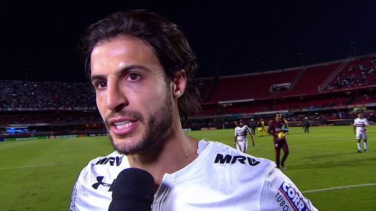 Hudson diz que o São Paulo mudou de atitude e diz que a vitória dá confiança
