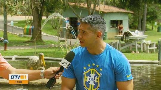 Com cinco jogos na Série A, árbitro Felipe Lima relembra início da carreira e sonha com quadro Fifa