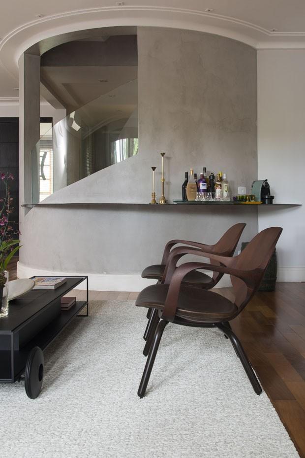 Uma casa atemporal para receber convidados de todas as idades (Foto: Divulgação)