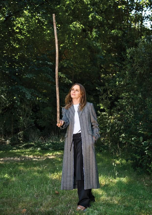 Stella Mccartney faz um balanço sobre sua moda eco-friendly desejável 9a0db860e04a6