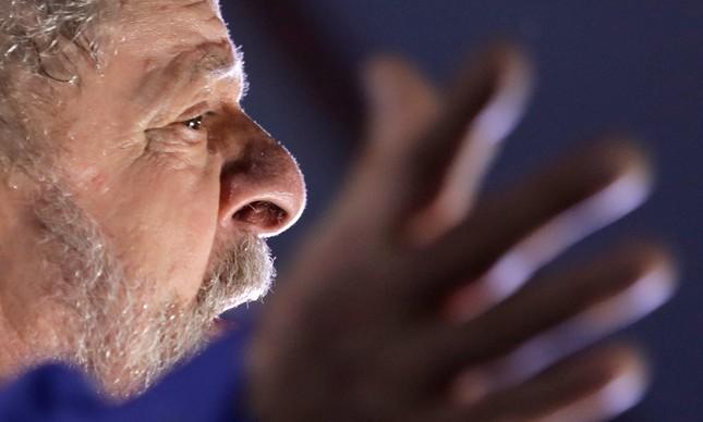 Lula (Foto: REUTERS/Paulo Whitaker)