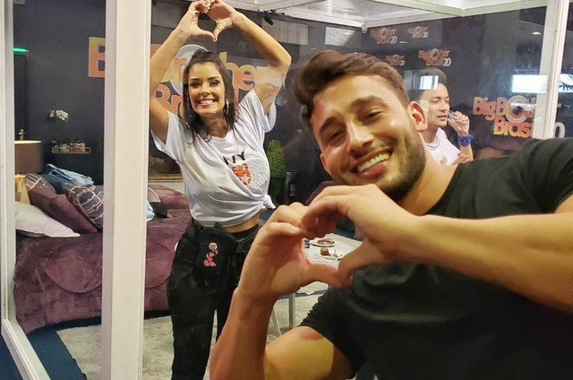 Ivy Moraes e o namorado, Nandinho Moraes (Foto: Reprodução/Instagram)