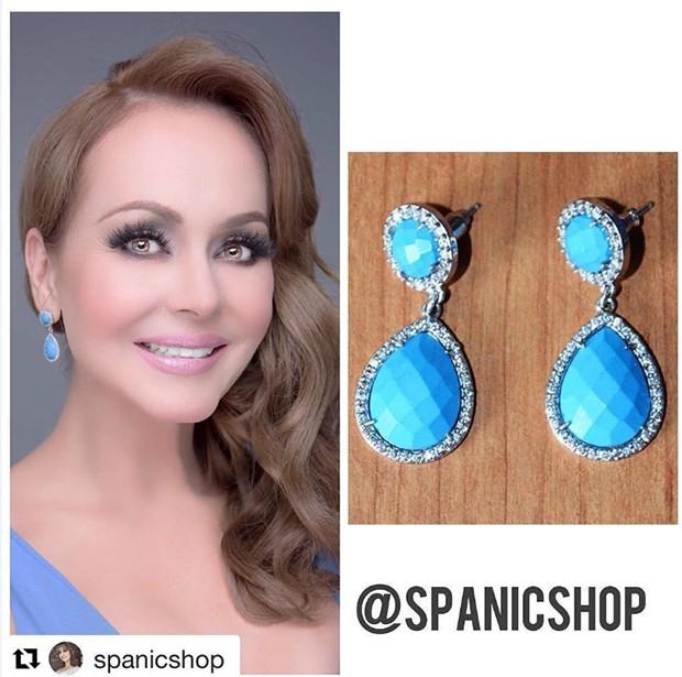 Grabriela Spanic vende itens pessoais na web (Foto: Reprodução/ Instagram)