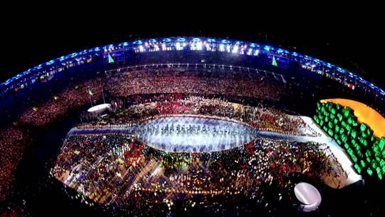 Gisele, 14 bis e mais: a 500 dias da abertura em Tóquio, relembre destaques da cerimônia no Rio