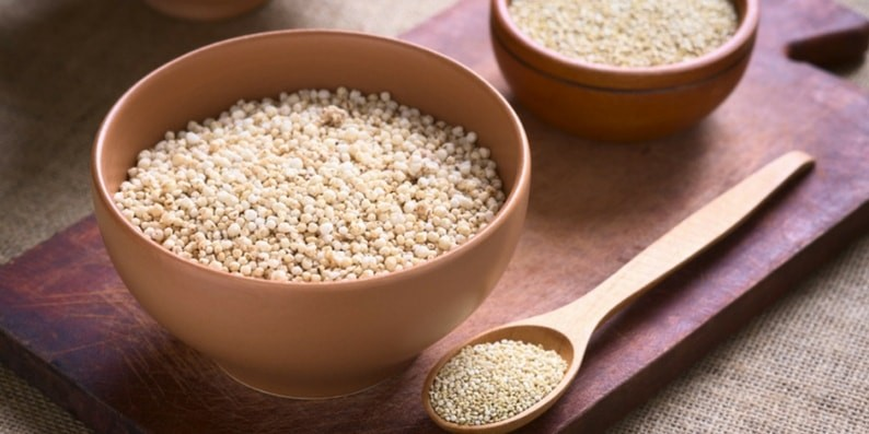 Use quinoa em suas receitas para ter um prato mais saudável (Foto: divulgação)