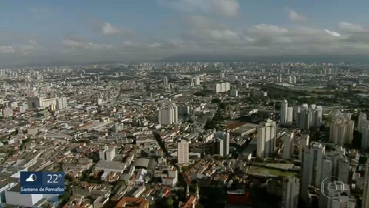 Número de pessoas nas ruas durante recesso sanitário não diminuiu em São Paulo