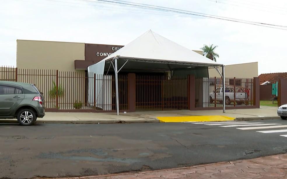 Hospital de campanha será reativado em São Joaquim da Barra, SP — Foto: Jefferson Severiano Neves/EPTV