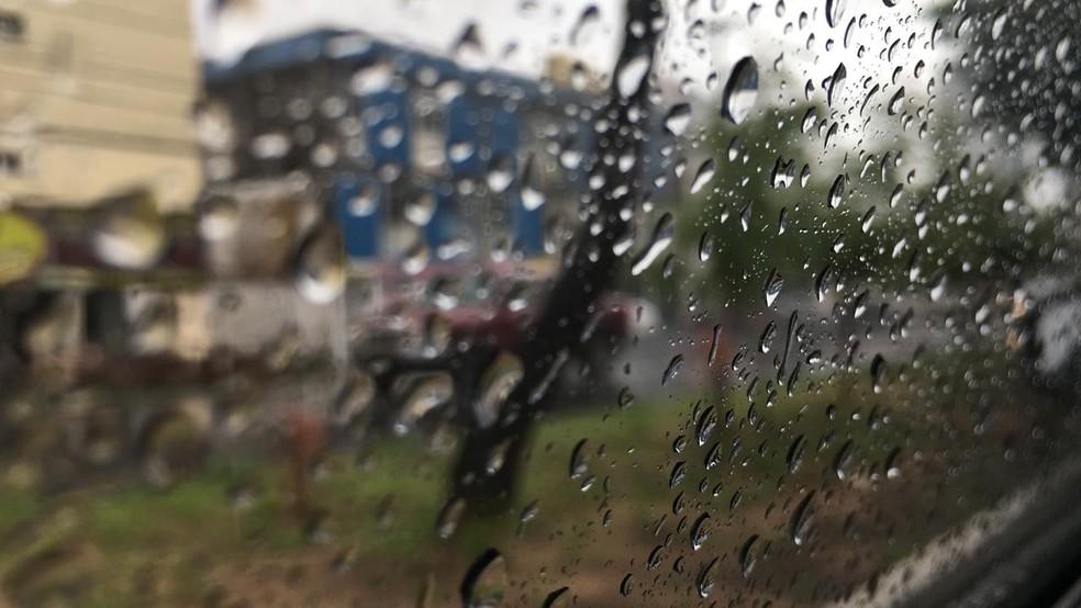 Chuva Natal — Foto: Inmet emite novo alerta de chuva intensa com 'perigo potencial' em todos os municípios do RN