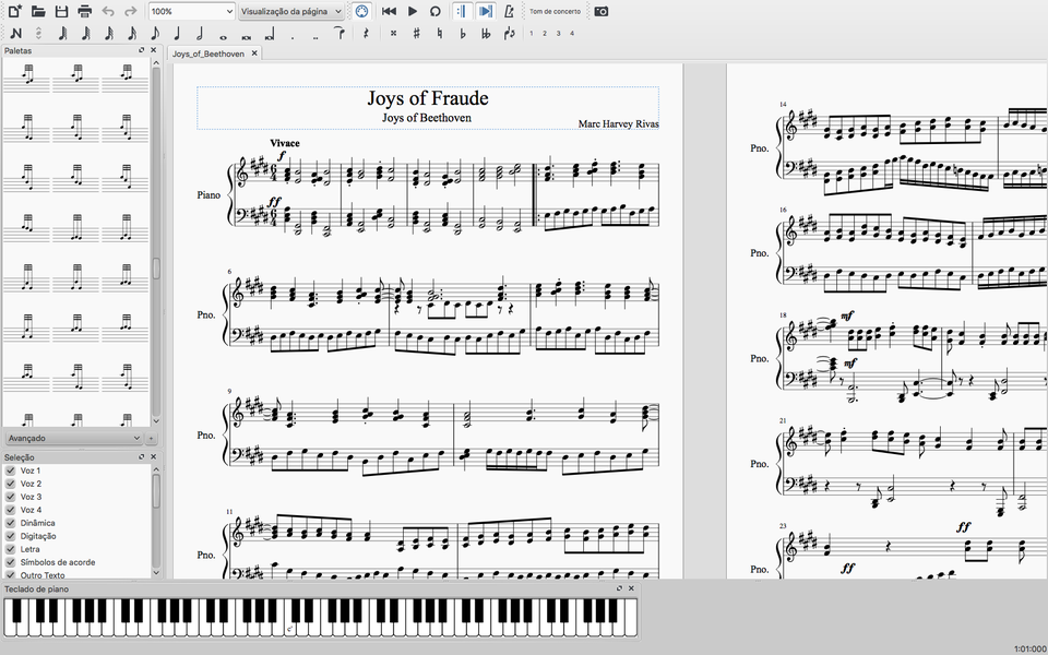 MuseScore | Download | TechTudo