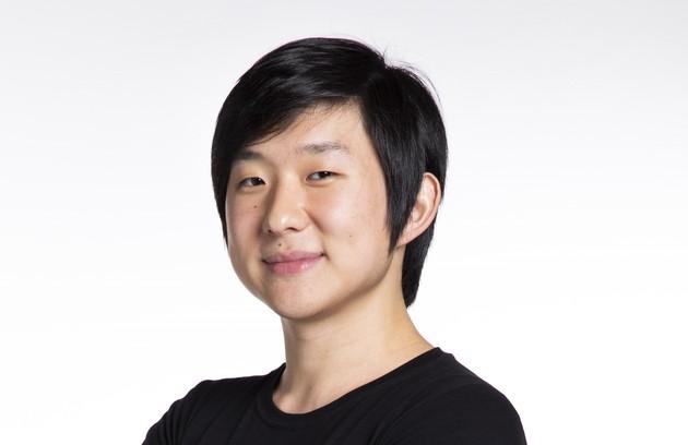 Pyong Lee diz ao site: 'Meu ponto alto foi conhecer meu filho depois de ganhar a prova do anjo. Foi um dos momentos mais incríveis da minha vida' (Foto: Divulgação/ TV Globo)