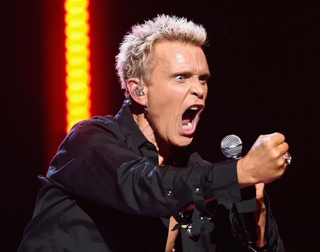 Billy Idol (Foto: Getty Images)