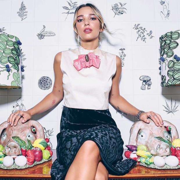 9f3d7a177c034 Espírito livre  desvendando o estilo de Chica Capeto - Vogue   News