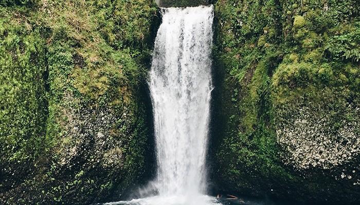 Cachoeiras são capazes de se formar sozinhas (Foto: Pexels)