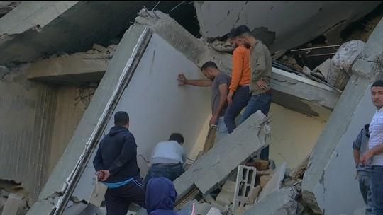 Após fim de semana de violência entre Israel e Gaza, região tem dia calmo