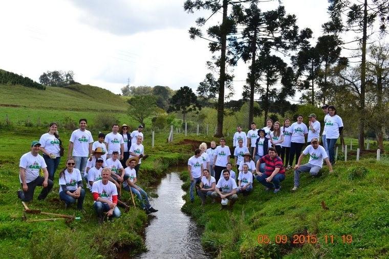 Programa mobilizou 64 famílias que vivem da agricultura. (Foto: Divulgação/Prefeitura de Erechim)