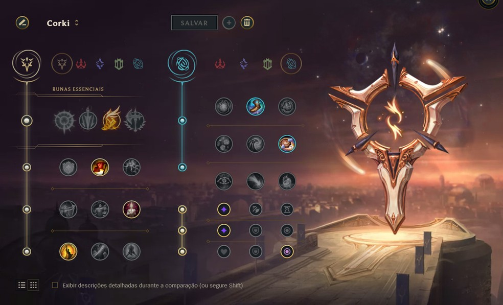 Understanding how rune building works is extremely important in League of Legends. (Image: Riot Games)