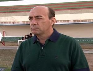 RN - Gilson Cardoso, vice-presidente do Baraúnas (Foto: Reprodução)