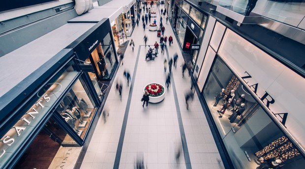 Shopping; compras; black friday (Foto: Pexels)