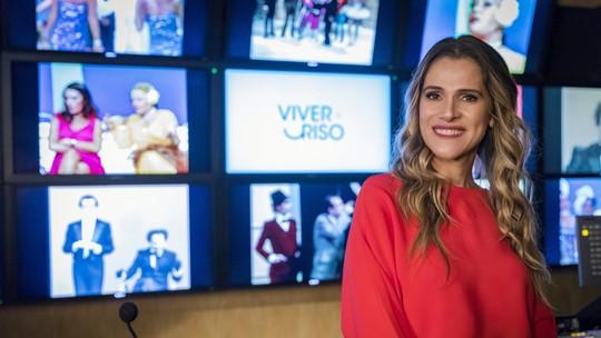 Ingrid Guimarães tem ideia de série sobre humor após crise de idade