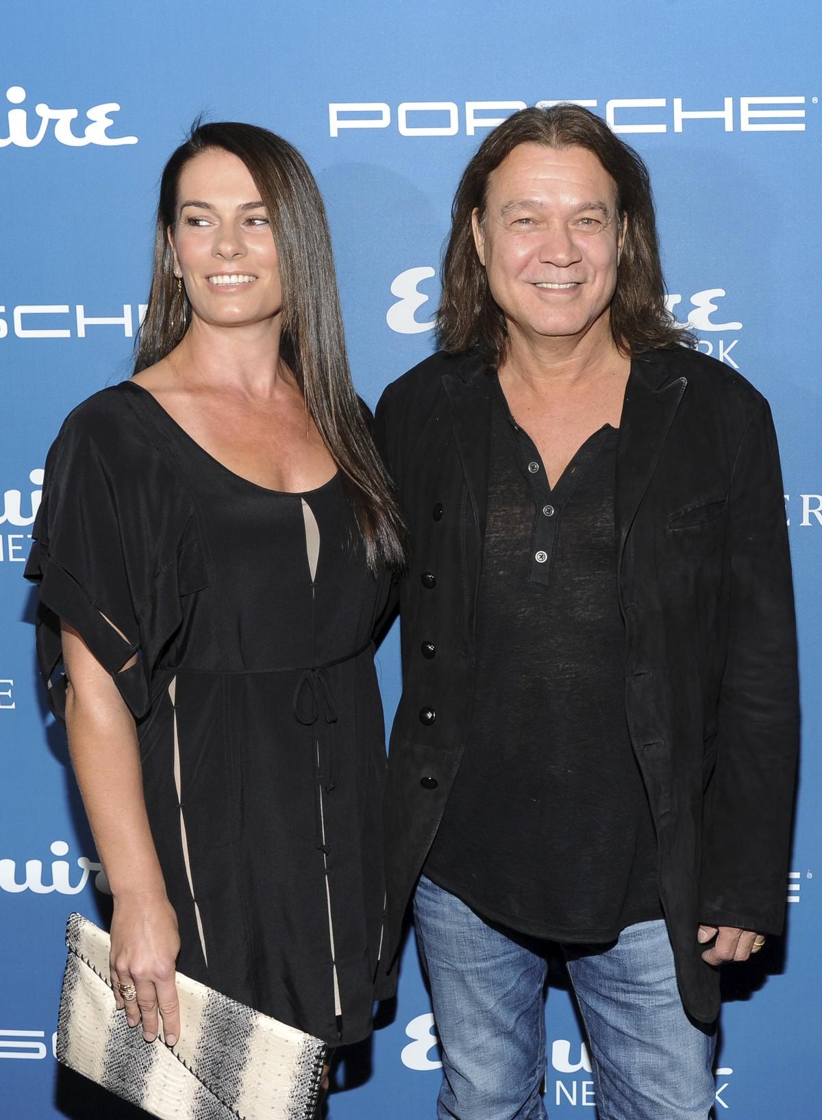 Viúva de Eddie Van Halen presta homenagem ao guitarrista: 'Conexão e amor serão para sempre' | Música
