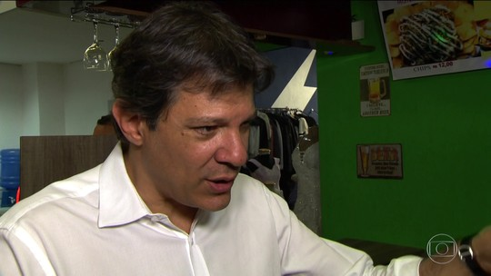 Haddad diz que vai levar Ceagesp para o bairro de Perus