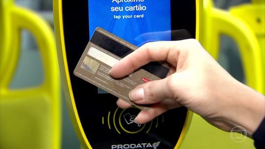 Tecnologia de aproximação facilita pagamento no transporte público