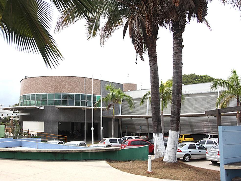 Campus do Monte Castelo do Instituto Federal do Maranhão (IFMA) — Foto: Flora Dolores / O Estado