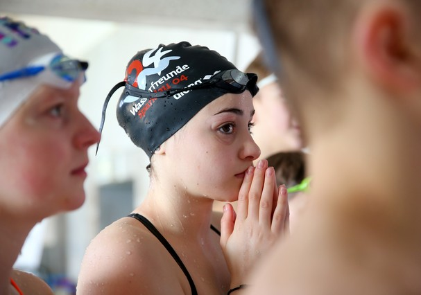 Yusra Mardini (Foto: Getty Images)