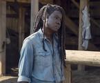 Danai Gurira em 'The walking dead' | Divulgação