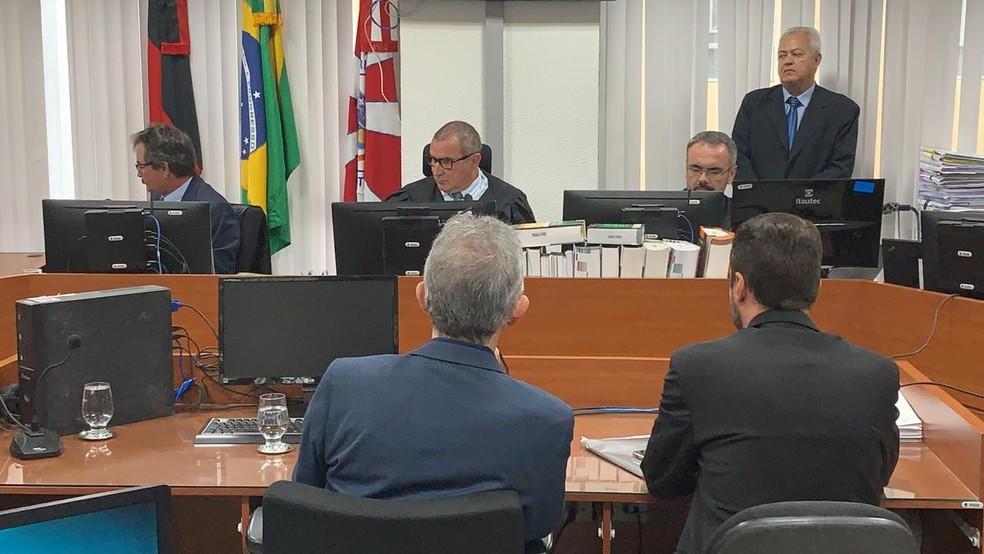 Ricardo Coutinho, ex-governador da Paraíba, teve prisão preventiva mantida em audiência de custódia — Foto: Walter Paparazzo/G1